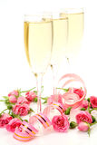 champagnero Royaltyfria Bilder
