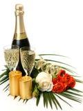champagnero Royaltyfri Fotografi