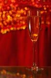 champagnewineglass Arkivfoton