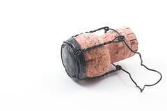 champaign φελλός Στοκ φωτογραφία με δικαίωμα ελεύθερης χρήσης