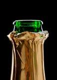 Champaign bottle Stock Photos