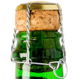 Champaign Bottle Stock Images