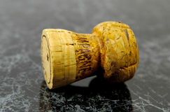 Champaigne Cork Royalty Free Stock Photography