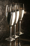 Champaigne glasses Royalty Free Stock Image