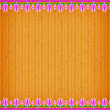 Champaka orange card board texture Stock Photos