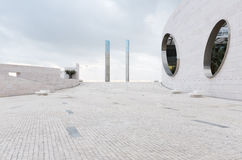 Champalimaud Centre for the Unknown in Lisbon, Portugal Royalty Free Stock Photos