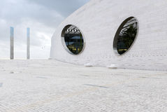 Champalimaud Centre for the Unknown in Lisbon, Portugal Royalty Free Stock Photography