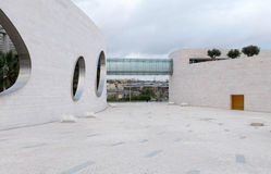 Champalimaud Centre for the Unknown in Lisbon, Portugal Royalty Free Stock Images