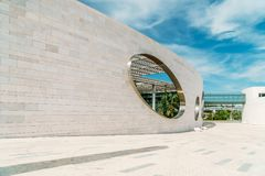 Champalimaud Foundation Centre For The Unknown Is A Biomedical Center Founded In 2004 In Lisboa City royalty free stock image