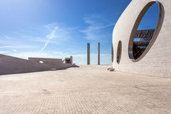 Champalimaud Foundation, Centre for the Unknown. Royalty Free Stock Image