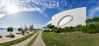 Champalimaud Foundation, Centre for the Unknown. royalty free stock photos