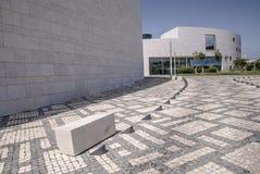 Champalimaud-Grundlagengebäude Stockbilder