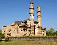 Champaner - Pavagadh Archaeological Park near Vadodara, India Royalty Free Stock Images