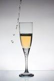 champange γυαλί ελεύθερη απεικόνιση δικαιώματος