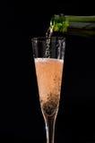 champange glas Zdjęcia Royalty Free
