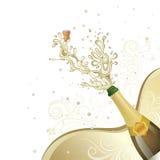 champanhe Imagens de Stock
