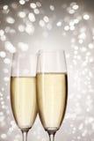 Champanhe do feriado Imagem de Stock