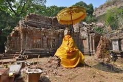 Champasak, Лаос Стоковая Фотография RF