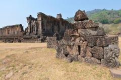 Champasak, Laos Obrazy Royalty Free