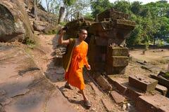 Champasak, Laos Stock Photo