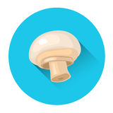 Champignon Colorful Mushroom Royalty Free Stock Photography