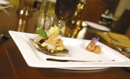 Champignon de couche de Portobello photos libres de droits