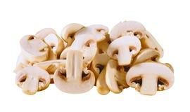 Champignon mushrooms Stock Photography