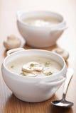 Champignon soup Royalty Free Stock Photos