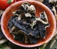 Champignons de couche asiatiques Photos libres de droits