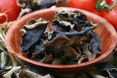Champignons de couche asiatiques Photo libre de droits