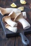 Champignons de couche du Roi huître photos stock