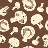 Champignons Stock Image