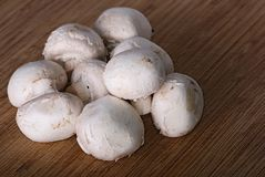 Champignons Royalty Free Stock Photography