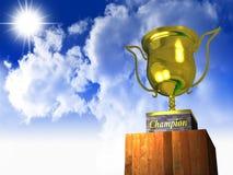 Champion Royalty Free Stock Image