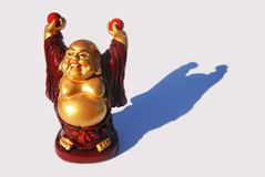 Champion Buddha Royalty Free Stock Images