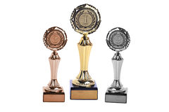 Champion cup Royalty Free Stock Photos