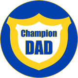 Champion DAD Stock Images