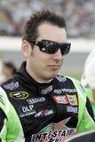 Champion de Kyle Busch NASCAR photos stock