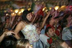 Champion du monde du football de l'Italie dans 09 july2006 Images libres de droits