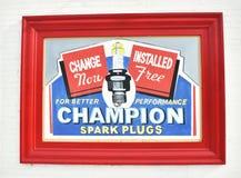 Champion Spark Plugs stock photos
