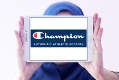 Champion sportswear company logo Royalty Free Stock Photography