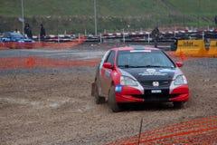 Championnat 2010 de rassemblement d'Istanbul images stock