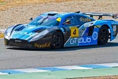 Championnat 2011 d'Iber GT Photos stock
