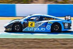 Championnat 2011 d'Iber GT Images stock