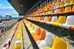 Championnat 2011 de voiture de tourisme de la Chine Photo libre de droits
