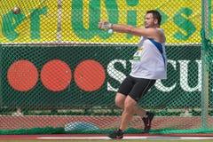 Championnat 2015 d'athlétisme Images stock