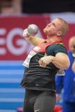 Championnat d'intérieur européen 2013 d'athlétisme photos libres de droits