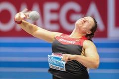 Championnat d'intérieur européen 2013 d'athlétisme photo libre de droits