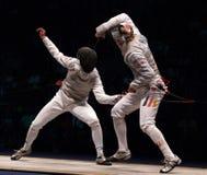 Championnat de clôture du monde 2006, Baldini-Joppich Images stock