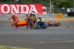 Championnat de course sur route de l'Asie 2015 Images libres de droits